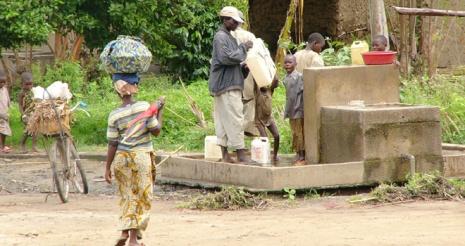 point-deau-au-burundi
