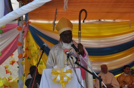 Mgr Joachim Ntahondereye