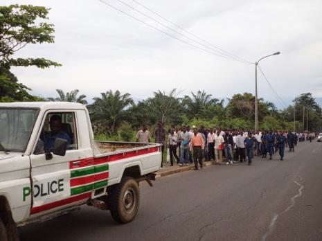 campus Mutanga