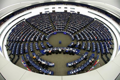 Les-eurodeputes-europeen
