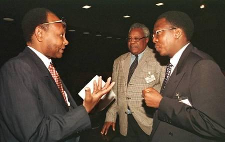 Président BAGAZA Jean Baptiste