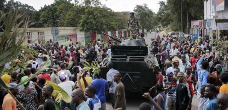 Coup d'État du 13 mai 2015