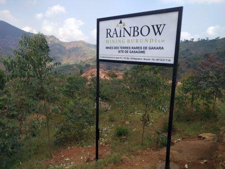 Rainbow Burundi Mining (RBM)