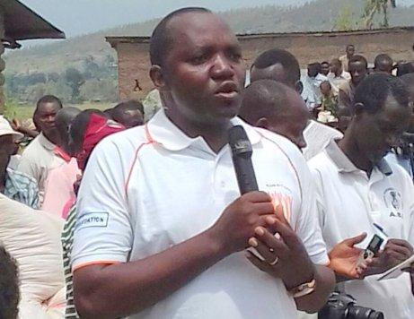 Tharcisse Niyongabo